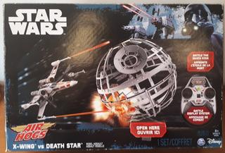 Dron Stars Wars Air Jogs X-wings Vs.death Stars Rebel Assaul