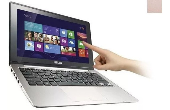 Notebook Asus X202e I3 2gb 500gb Touchscreen Windows 11,6