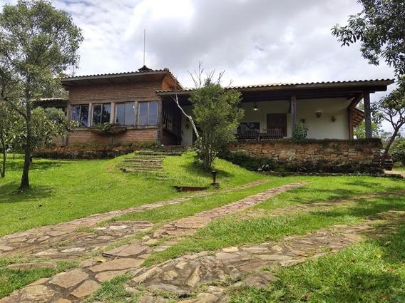 Casa Em Condomínio A Venda Em Rio Acima Minas Gerais - 9341