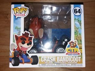 Funko Pop! [jg] Crash Bandicoot #64