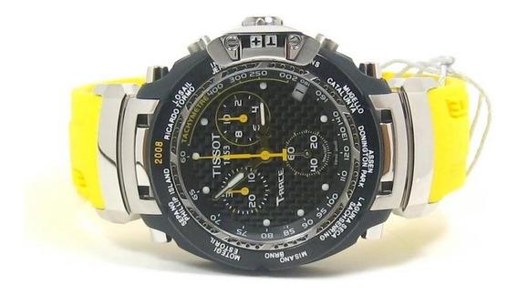 Relógio Tissot Gp T Race 2008 Edição Limitada - Novo