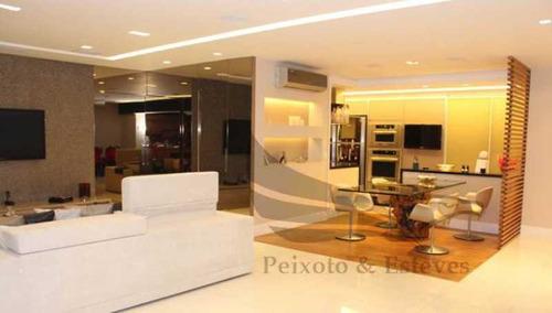 Imagem 1 de 15 de Apartamento-à Venda-barra Da Tijuca-rio De Janeiro - Svap30023