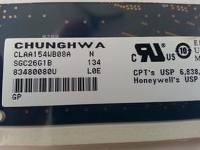Tela Display Lcd 15.4 Claa154wb08a Chunghwa