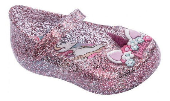 Sandália Infantil Bebê Menina Barbie Rainbow 22200 Envio 24h