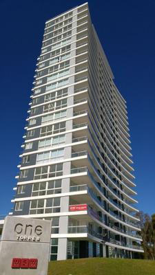 Punta Del Este Torre One 2 Premium Super Moderno-brava