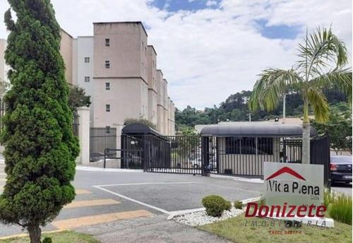Imagem 1 de 13 de Apartamento Para Venda - Condomínio Vida Plena / Cotia - 2077