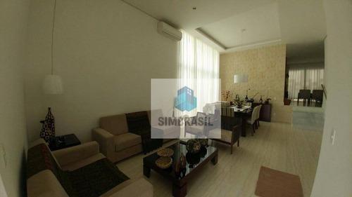 Imagem 1 de 21 de Casa De Condominio No Swiss Park Biel - Ca0348