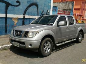 Nissan Frontier 2.5 Se Cab. Dupla 4x2 4p
