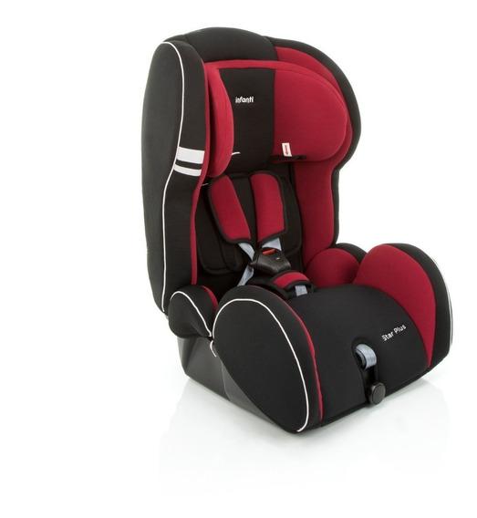Cadeirinha Carro Bebê Infanti Star Plus Cherry - 9 A 36