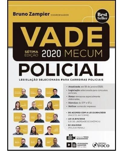 Vade Mecum Policial - Legislação Selecionada Para Carreiras