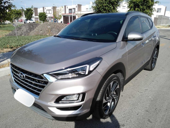 Hyundai Tucson 2.0 Limited Tech At 2019