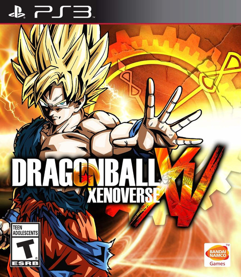 Dragon Ball Xenoverse Ps3 Psn - Midia Digital
