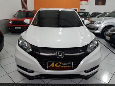 Honda Hrv Ex 2018 Branca 1.8 Flex Aut Compl Ud 35 Km