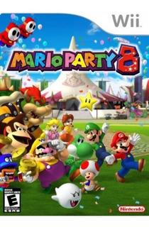 Mario Party 8 Wii Nuevo Y Sellado + Envio Gratis