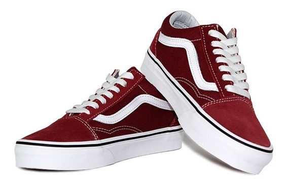 Kit 2 Pares - Tênis Vans Old Skool Unissex