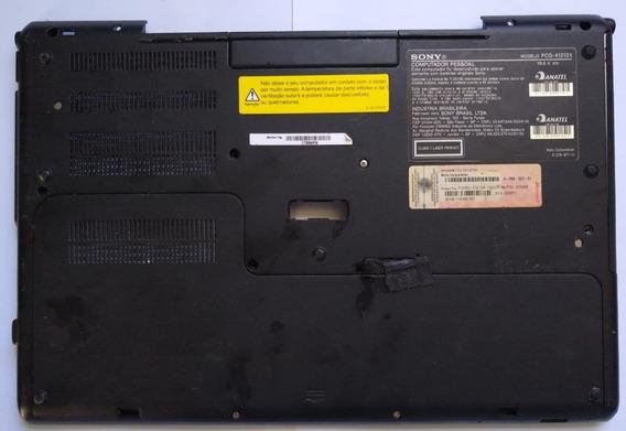 Carcaça Base Inferior Notebook Sony Vaio Pcg-41212x - Usado