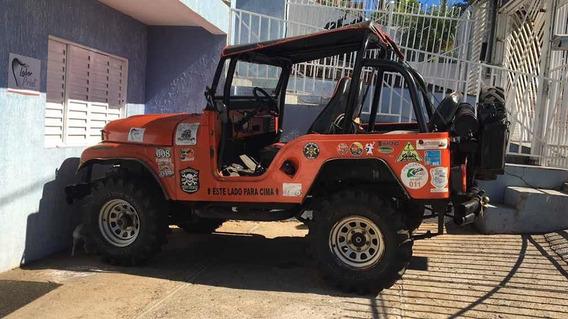 Jeep Modelo Cj5 Motor 4cc
