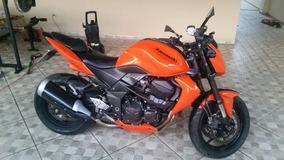Excelente Moto Kawasaki Z 750 2007/2008