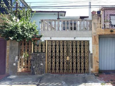 Ótima Casa Térrea A 10 Minutos Do Metro Tucuruvi. R Campo Belo Do Sul - Cf11674