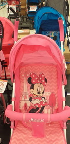 Coche De Minnie Y Mickey Disney