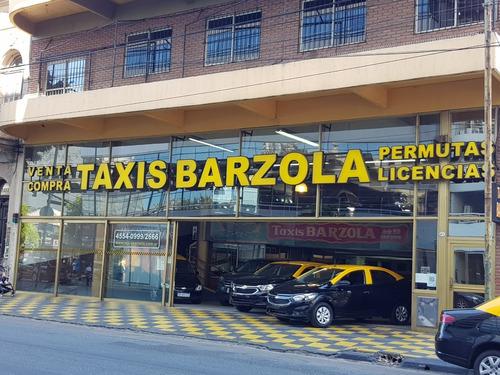 Taxi Logan Spin Prisma Suran Voyage Siena Etios Licencia
