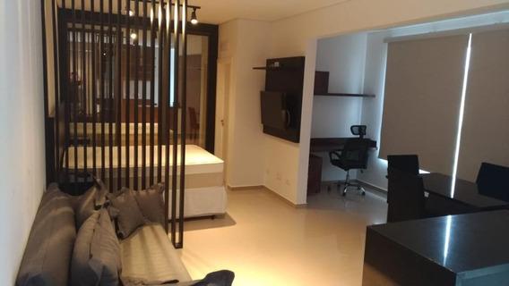 Loft Com 1 Dormitório Para Alugar, 42 M² Por R$ 2.300/mês - Vila Mogilar - Mogi Das Cruzes/sp - Lf0002