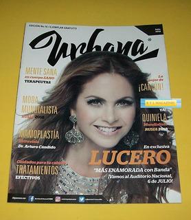 Lucero Revista Urbana 2018