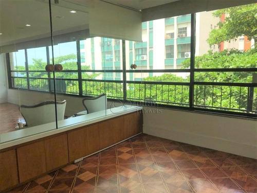 Apartamento Com 4 Dormitórios Para Alugar, 240 M² Por R$ 10.000,00/mês - Ipanema - Rio De Janeiro/rj - Ap3467