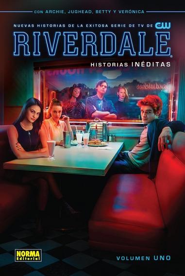 Libro Riverdale 1 Por Roberto Aguirre [ Ligero Doblez ]