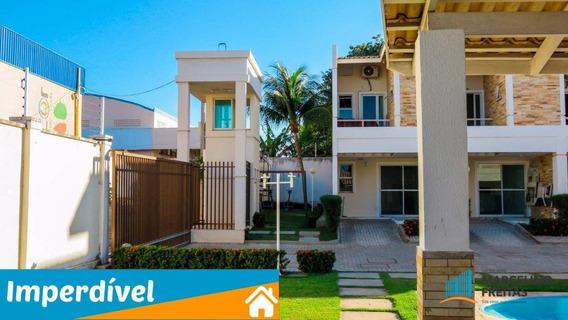 Casa Residencial Para Locação, Mondubim, Fortaleza - Ca1125. - Ca1125