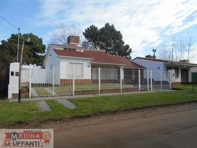 Venta Casa Lote Propio En Costa Azul (no:pinamar-mda)