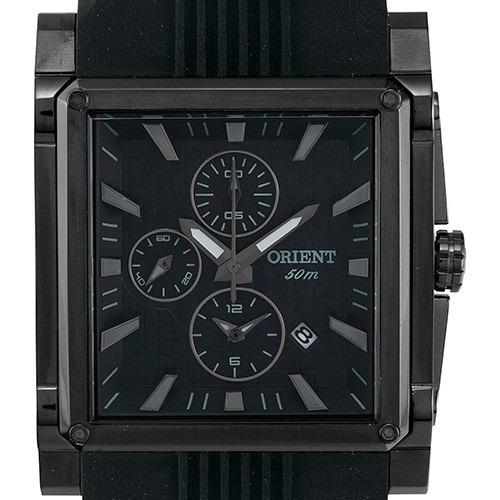 Relógio Orient Gpspc007 Masculino Visor Preto Sport