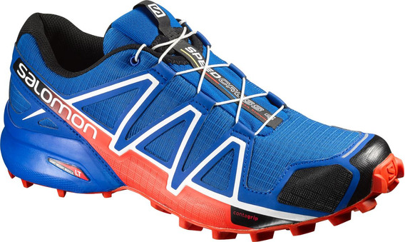 Tenis Masculino Salomon - Speedcross 4 M - Trail Running