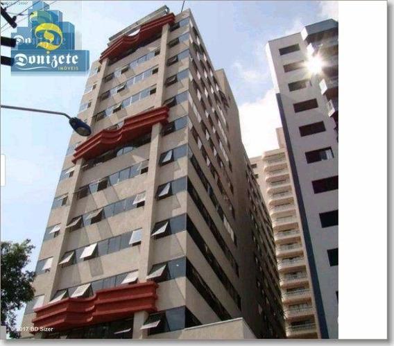Sala À Venda, 70 M² Por R$ 457.000,00 - Santo Antônio - São Caetano Do Sul/sp - Sa0496