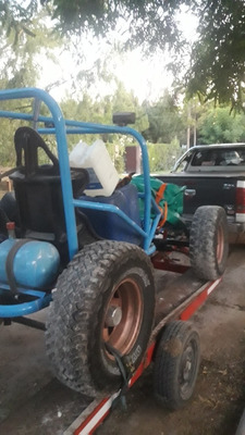 Arenero Motor Dodge 1800