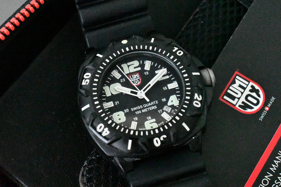 Relógio Luminox Sentry Military Diver A .0200.sl
