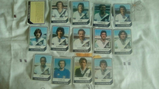 Lote Futebol Cards Ping Pong Ponte Preta - 14 Cards