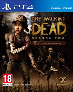 The Walking Dead / Season Two / Juego Físico / Ps4