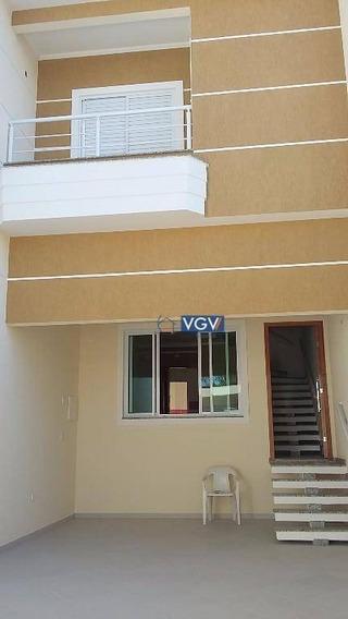 Sobrado À Venda, 100 M² Por R$ 720.000,00 - Vila Guarani (zona Sul) - São Paulo/sp - So0370