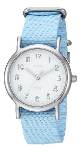Imagen 1 de 6 de Timex Weekender - Reloj Para Mujer (31 Mm)