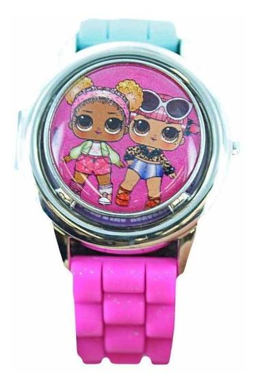 Reloj Lol Surprise Spinner Digital Original