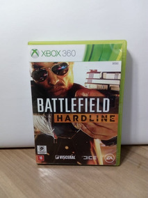 Battlefield Hardline Original Xbox 360 Usado