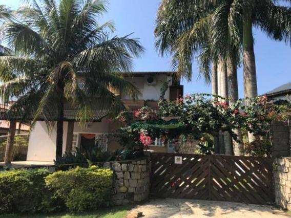 Sobrado Com 4 Dormitórios À Venda, 252 M² Por R$ 1.800.000 - Feiticeira - Ilhabela/sp - So1218