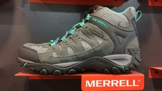 Calzado Merrell Accentor Mid Botas Impermeables Trekking