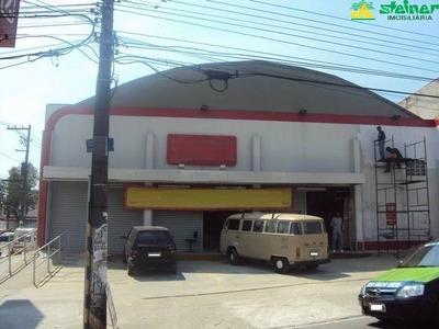 Venda Galpão Até 1.000 M2 Parque Renato Maia Guarulhos R$ 8.000.000,00