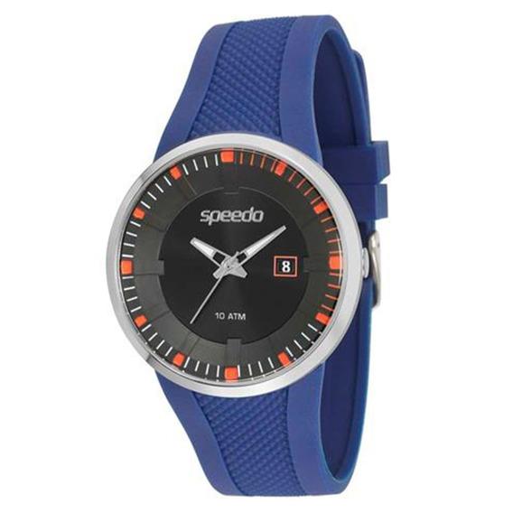 Relógio Masculino Speedo Analógico 81124g0evnu1 Azul