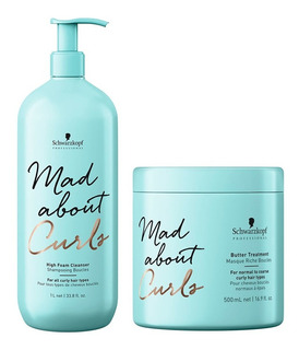 Kit Grande Rizos Perfectos Mad About Curls Schwarzkopf