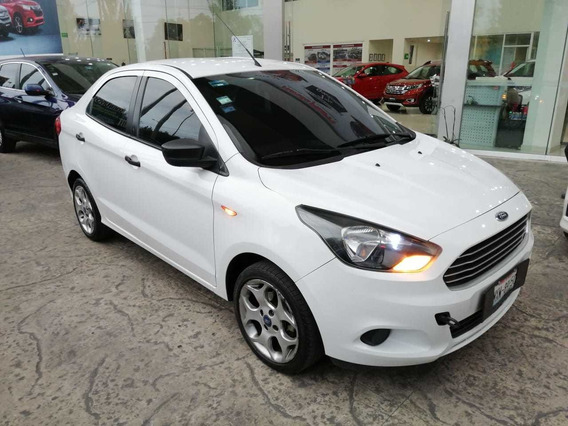 Ford Figo 2016 1.5 Impulse Sedan Mt