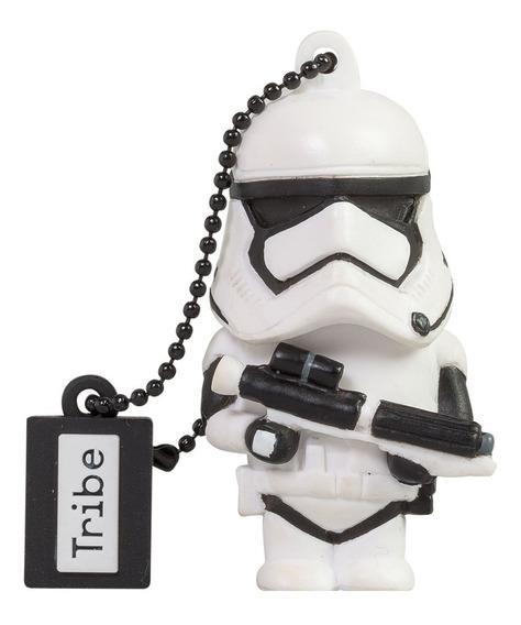 Memoria Usb 8 Gb Starwars Stormtrooper Pistola Figura Tribe
