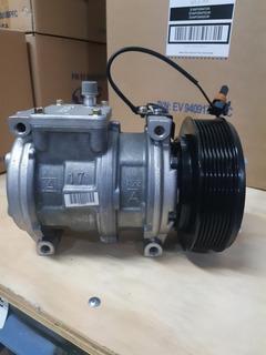 Compresor Ac John Deere Denso Trilladora/tracotor